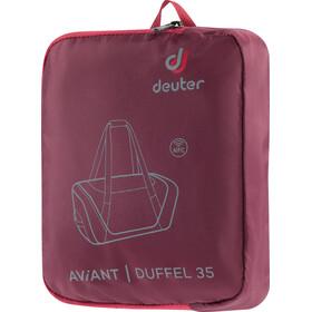 Deuter Aviant Duffel 35, maron/aubergine